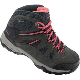 Hi-Tec Bandera II WP Shoes Damen charcoal/graphite/blossom